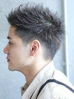 【バリスタ】×グロスヘア BACKサムネイル