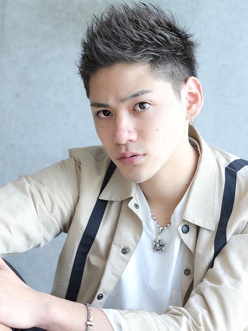 【バリスタ】×グロスヘア FRONT