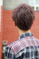 【ほぐれ髪】ダズリングショート BACKサムネイル