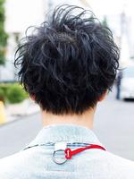 黒髪束感!【BLACKアクセルブラスト】 BACKサムネイル