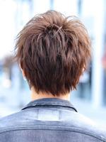 柔らか質感【ライトムーブマッシュ】×【コンパクトフォルム】 BACKサムネイル