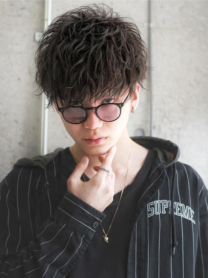 【新エロパーマ】セクシャルブラスト FRONT