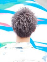 ブリーチ×短髪【バイブスモヒカン】 SIDEサムネイル