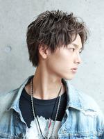 【センターパート】×【グレイビーマッシュ】 SIDEサムネイル