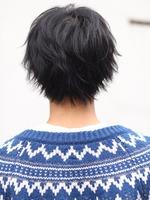 【パドルラウンドショート】 BACKサムネイル