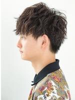ドライウェーブが今旬【ソフカールS字マッシュ】 SIDEサムネイル