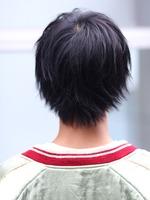 【ソフドライ×ホランショート】 BACKサムネイル