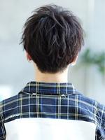 ふわぼさ質感【パームフェザリーマッシュ】 BACKサムネイル
