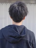【ラフドライマッシュ】 BACKサムネイル