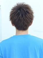 爽やか好印象☆【リフレシングショート】 BACKサムネイル