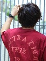 パーマでオシャレに!!【ラウンドマッシュショート】 BACKサムネイル