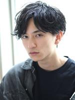 【ルーズウェーブショートミディ】 FRONTサムネイル
