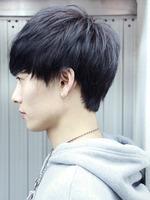 【メンズヘアオイルマッシュ】 SIDEサムネイル