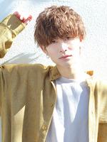 【ゆるふわ束感マッシュショート】 FRONTサムネイル