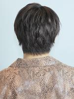 【韓流ナチュラルコンマバング】 BACKサムネイル