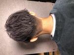 #ワックスいらず簡単に出来るマッシュヘア BACKサムネイル