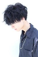 【見惚れ髪】スパイクラッシュマッシュ SIDEサムネイル