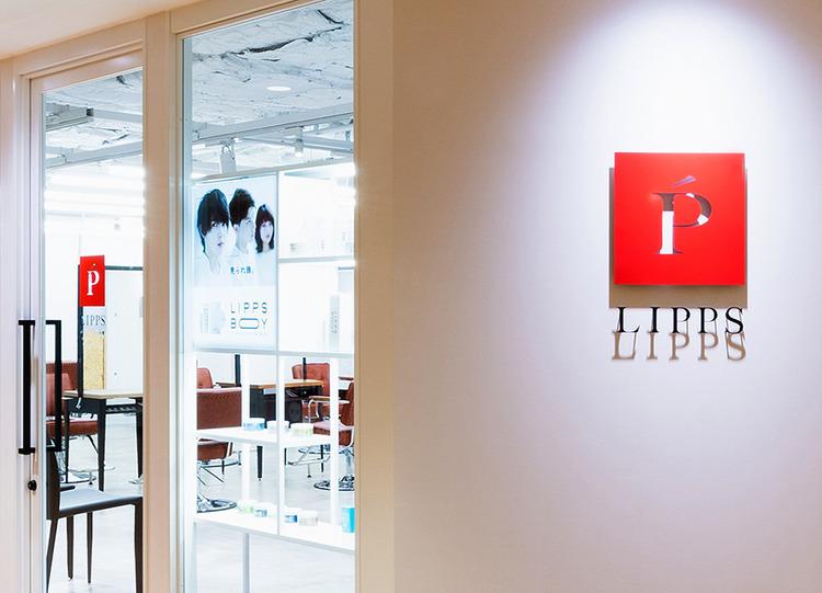 LIPPS 仙台ロフト 店舗写真