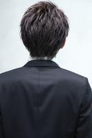【ハンサムショート】 BACKサムネイル