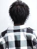 スパイラルパーマでキメる【人狼髪】 BACKサムネイル