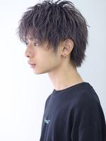 夏のブリーチヘア【ヒールショート】 SIDEサムネイル