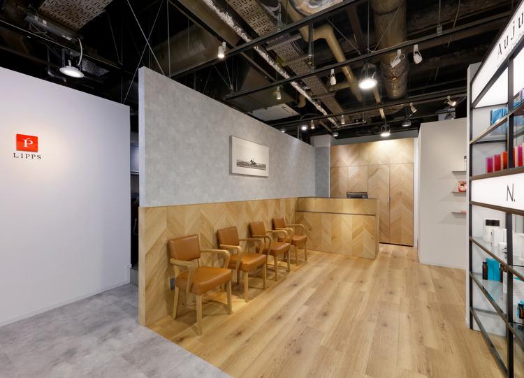 LIPPS 梅田ロフト 店舗写真