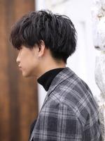リアルオーダーNo1【アウトラインすっきりマッシュ】 BACKサムネイル