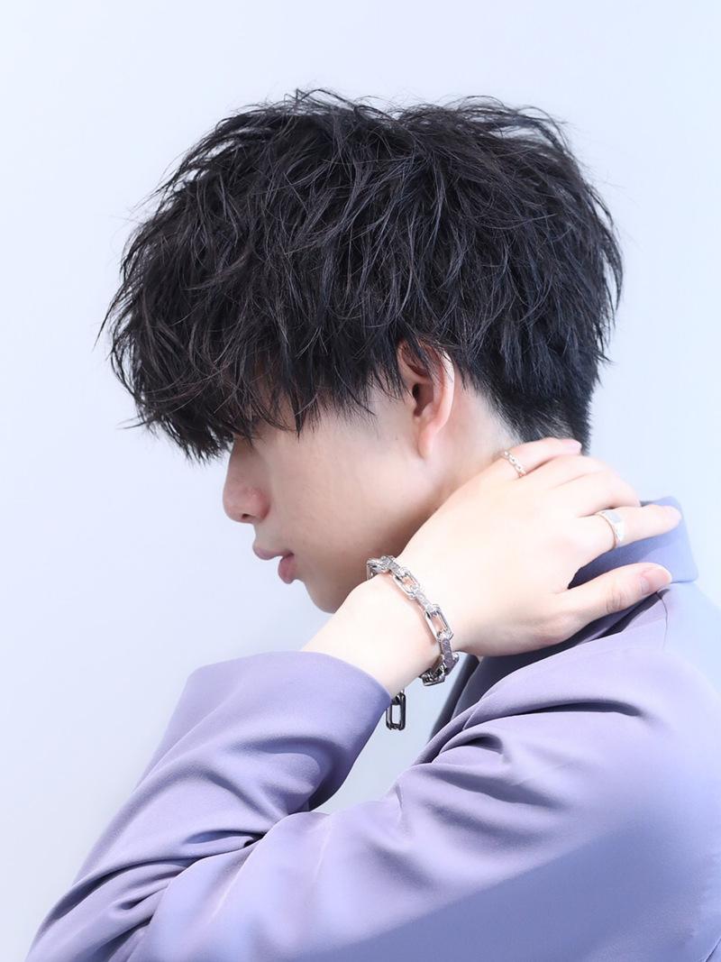 ソフトツイストスパイラル【スパイキーマッシュ】 FRONT