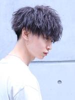 シフォンマッシュ【ソフトツイスト】 FRONTサムネイル