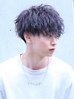 シフォンマッシュ【ソフトツイスト】 BACKサムネイル